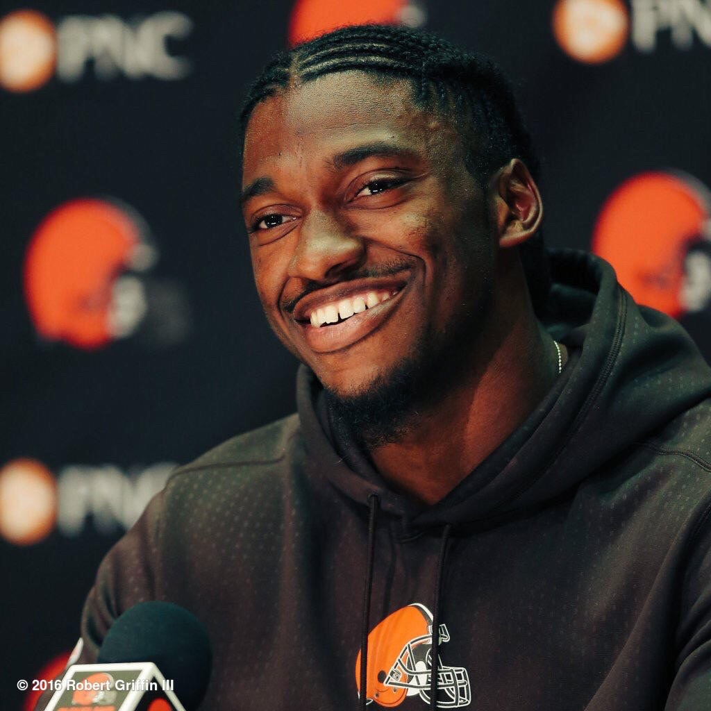 RGIII To Start In Injury Return Sunday