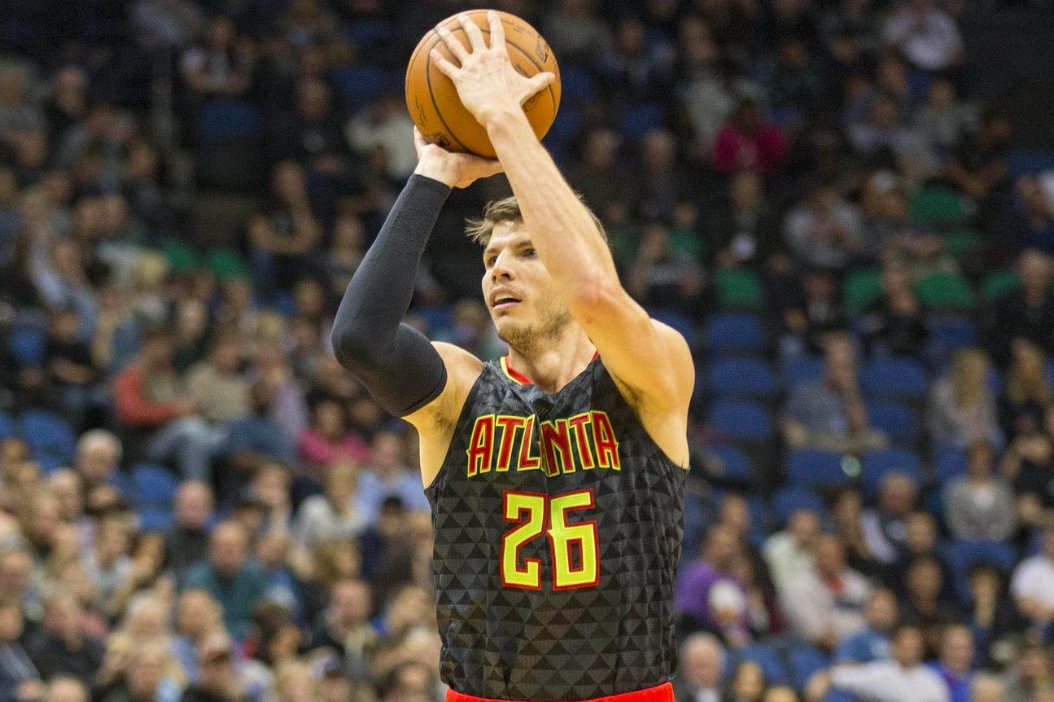 Cleveland Cavaliers Finalizing Deal With Atlanta Hawks To Aquire Kyle Korver