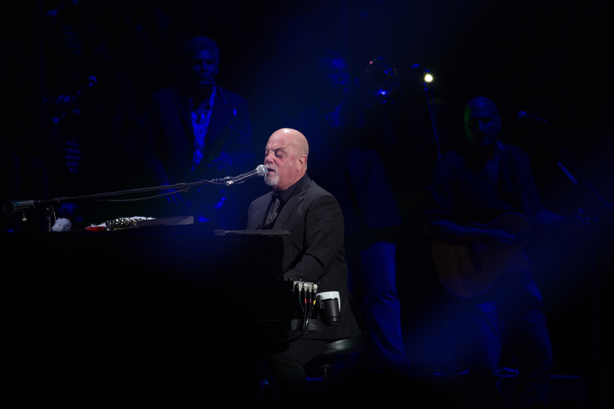 Billy Joel To Play ProgressiveField!