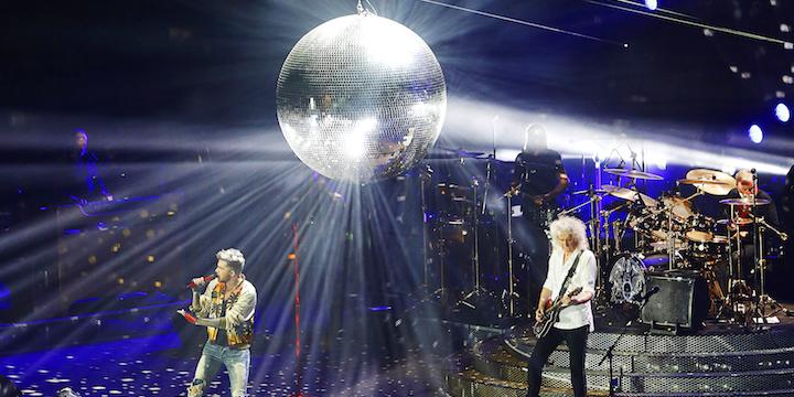Queen and Adam Lambert Hit Cleveland July2017