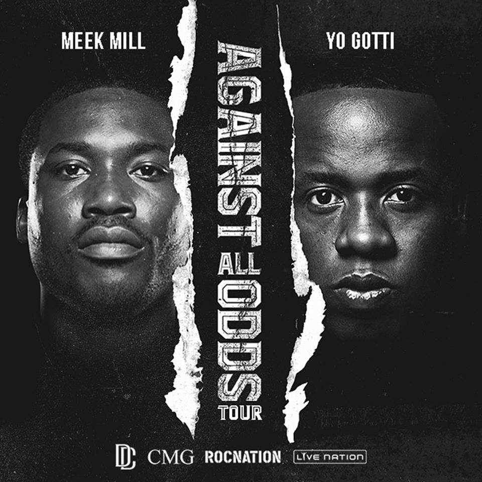 Meek Mill & Yo Gotti Coming To Cleveland